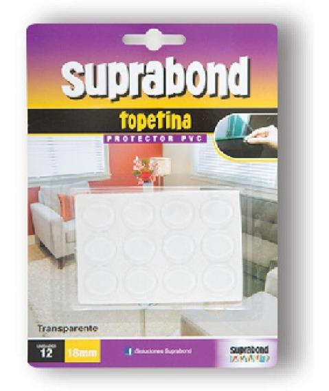 Topetina Cristal Transparente Tope Adhesiva Suprabond