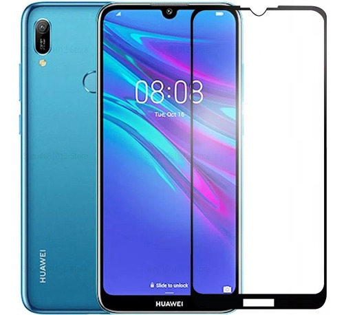 Protector Vidrio Templado Huawei Y6 2019 9d 5d 4d 3d 9h ®