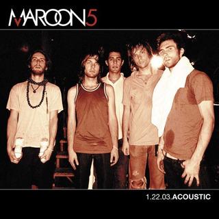 Maroon 5 Acoustic 1.22.03 Cd Nuevo Sellado