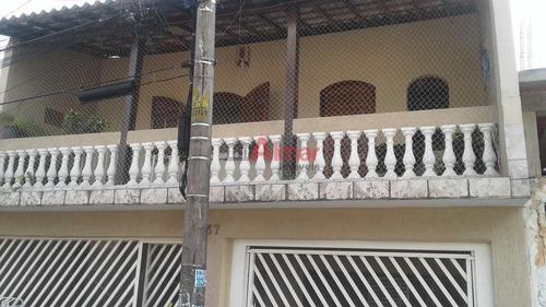 Imóvel  C/ 3 Casas Ideal Para Renda Em Itaquera - V8721