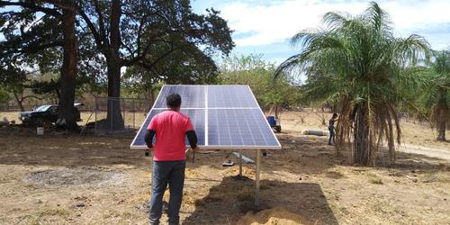 Venta Paneles Solares Para Bomba De Agua