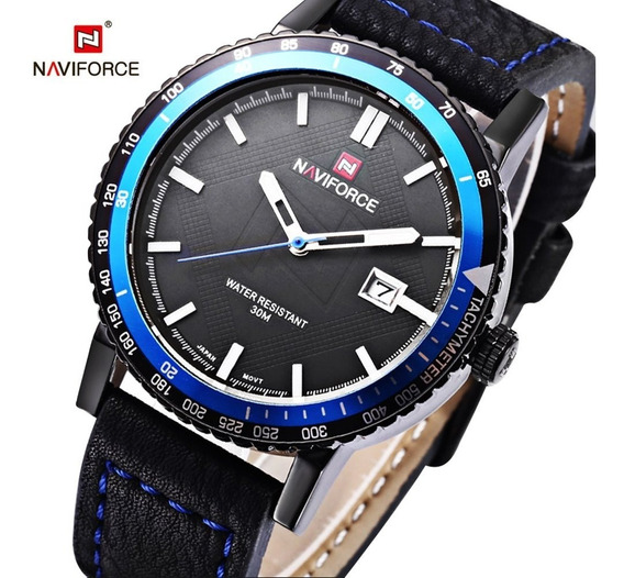 Relógio Naviforce + Relógio Southberg