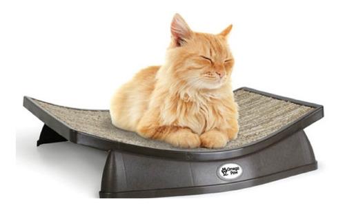 Imagen 1 de 7 de Cama Rascador Para Gatos Omega Paw