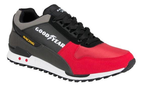 Tenis Goodyear Racing 3794 ~ Hombre ~ Envío Gratis ~ 820823