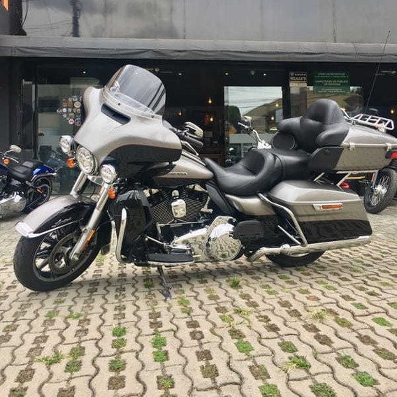Harley-davidson - Touring Electra Glide Ultra Limited 2016