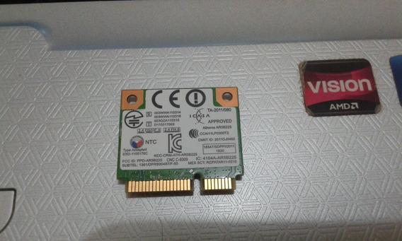 Placa Wifi Para Notebook Hp -220br