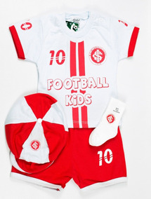 Roupa De Bebê Sport Clube Internacional Masculino