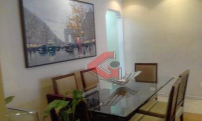 Apartamento Com 3 Dormitórios À Venda, 106 M² Por R$ 535.000 - Chácara Inglesa - São Bernardo Do Campo/sp - Ap2741