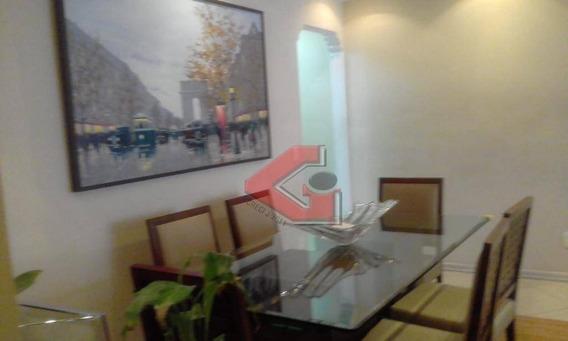 Apartamento À Venda, 106 M² Por R$ 535.000,00 - Chácara Inglesa - São Bernardo Do Campo/sp - Ap2741