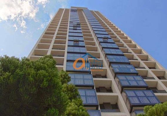Flat Com 1 Dormitório À Venda, 53 M² Por R$ 260.000 - Santana - São Paulo/sp - Fl0002