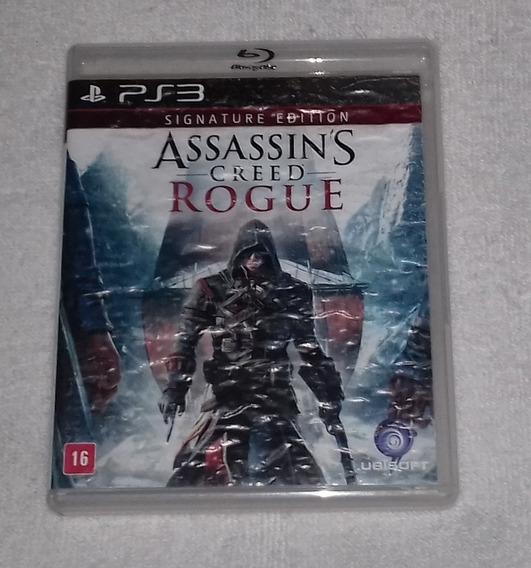Assassins Creed Rogue Portugues Ps3 * Frete Gratis ** Leia**