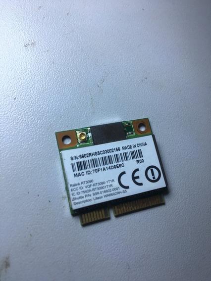 Placa Rede Philco Phn 11003 Wireless Ralink Rt 3090