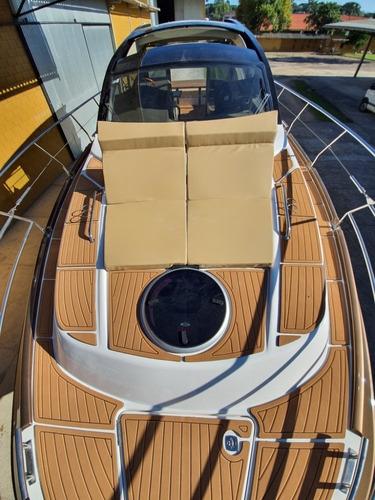 Triton 470 Fly + 2x D6 400 /azimut Schaefer Real Intermarine