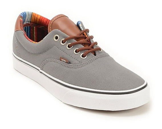Vans Era 59 100% Originales Zapatillas Tenis