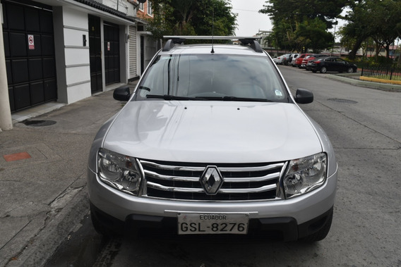 Renault Duster 1.6 Ac Año 2014