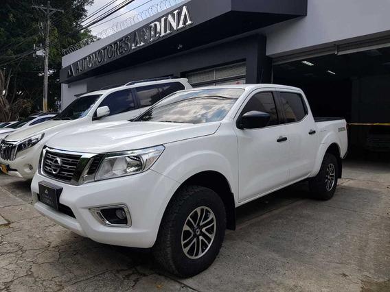 Nissan Frontier Np300 2018 2.5 Mec. 4x4 217
