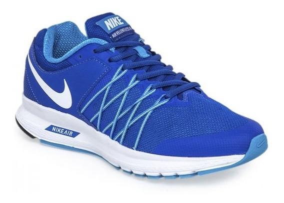Zapatilla Nike Air Relentless Azul Francia Original