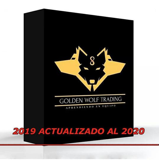 Curso De Golden Wolf Trading 2019 Actualizado Al 2020