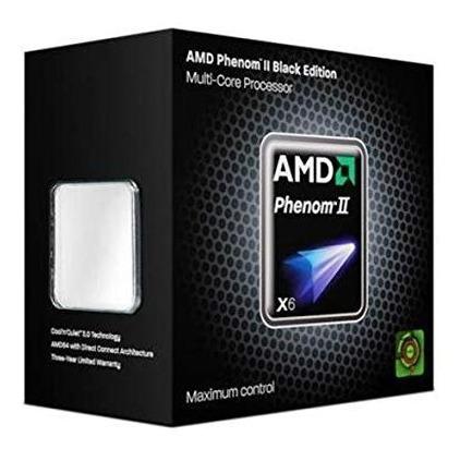 Semi-novo Processador Amd Phenom || X6 1100t, 3.3/3.7ghz, 9mb Cache.