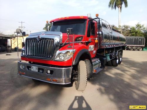 Camion Carrotanque International
