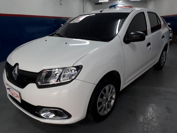 Renault Logan 1.0 16v Authentique Hi-flex 4p