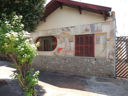 Imagem 1 de 8 de Casa À Venda Por R$ 575.000,00 - Vila Rezende - Piracicaba/sp - Ca0806