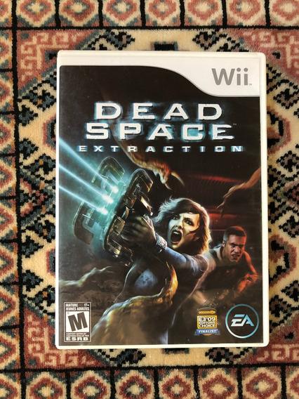 Dead Space Extraction - Wii/wiiu - Americano E Original
