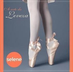 470a23258 Meia Calça Fio 40 Ballet Infantil Selene - Rosa - G (9580)
