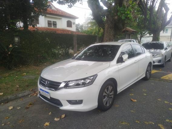 Honda Accord 2.4 Ex 4p 2014