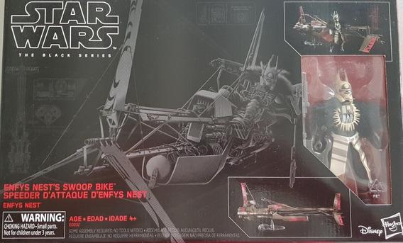 Enfys Nest Speeder Star Wars Black Series 04 Nuevo Envio Gra