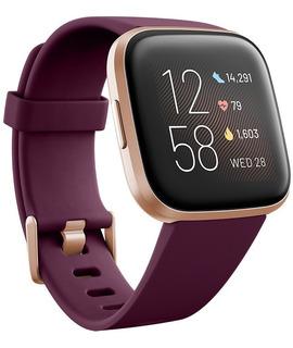 Reloj Inteligente Fitbit Versa 2 Amoled Wifi Bt Nuevos