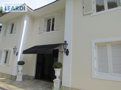 Casa Assobradada Jardim América - São Paulo - Ref: 479639