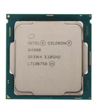 Processador Intel G4900 Lga 1151 3.1ghz 8ª Geração Oem
