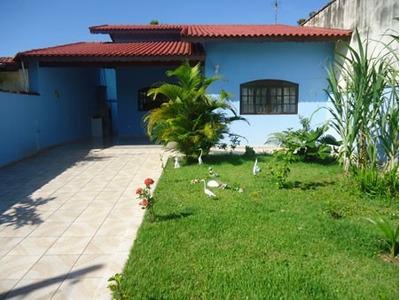 Casa A 600 Metros Da Praia No Jardim Jamaica - Ref: 631