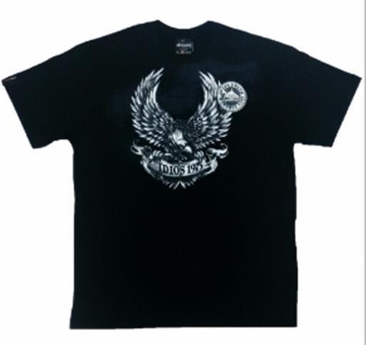 Camiseta O Mc Preta - Idios