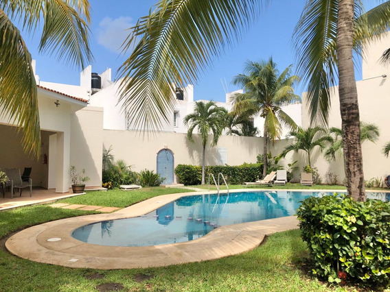 En Venta Casa Equipada Y Amuelada Por Plaza Outlet Cancun!!