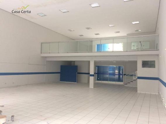 Barracão Para Alugar, 365 M² Por R$ 5.000,00/mês - Jardim Camargo - Mogi Guaçu/sp - Ba0028
