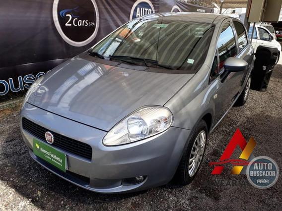 Fiat Grande 2012