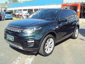Land Rover Discovery Sport 2.0 16v Si4 Tb Hse 2016