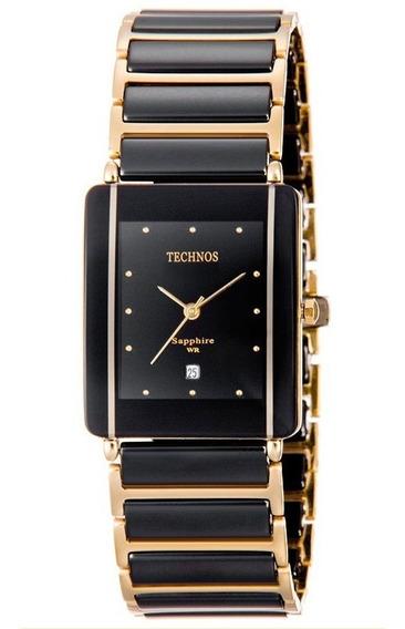 Relógio Technos Gn10aapai/4p Gn10aapai 4p Ceramica Dourado