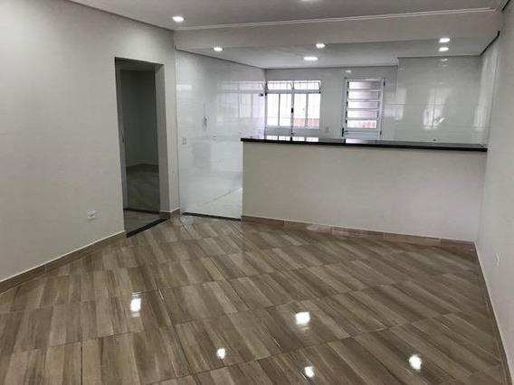 Casa Com 2 Dormitórios Para Alugar, 90 M² Por R$ 1.700,00/mês - Limão - São Paulo/sp - Ca0293