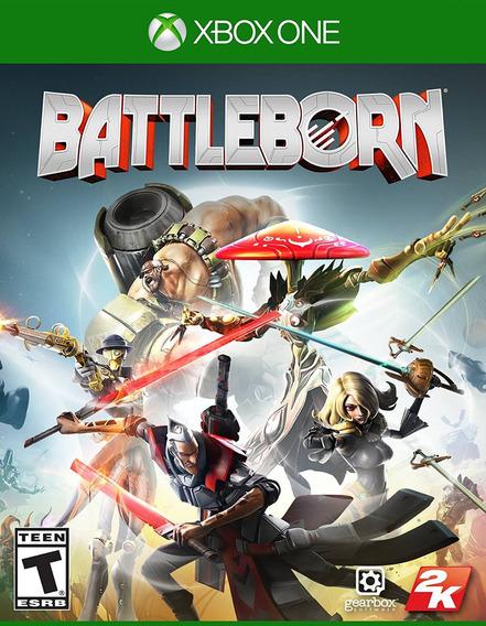 Battleborn - Xbox One - Mídia Física - Lacrado - Nota Fiscal