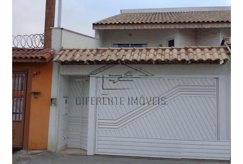 Sobrado 3 Dormitórios - 1 Suíte - 4 Vagas Na Vila Prudenteo Oportunidade !!!!