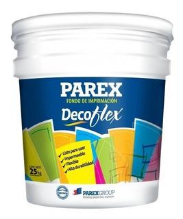 Parex Decoflex Fondo 25 Kg Casa Bureu