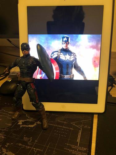 Capitão América E O Soldado Invernal Marvel Legends