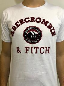 Kit 4 Camiseta Camisa Abercrombie Hollister Original