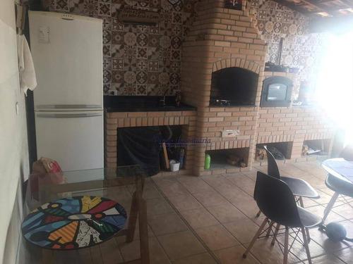 Imagem 1 de 15 de Sobrado Com 4 Dormitórios À Venda, 218 M² - Tremembé - São Paulo/sp - So0402