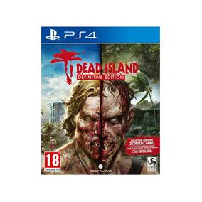 Juego Ps4 Dead Island Definitive Edition