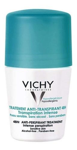 Traitement Anti-transpirant 48h Vichy - Desodorante Roll On 50ml