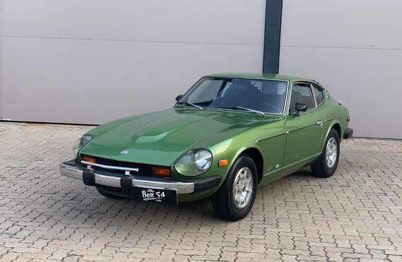 Datsun 280z Placa Preta